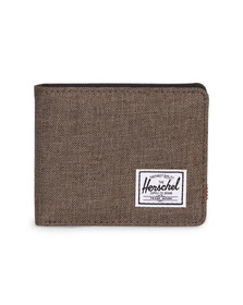 Herschel Mens Brown Roy Coin Wallet