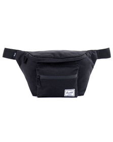 Herschel Mens Black Seventeen Hip Pack