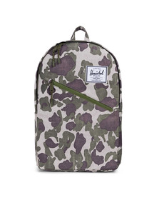 Herschel Mens Green Parker Backpack