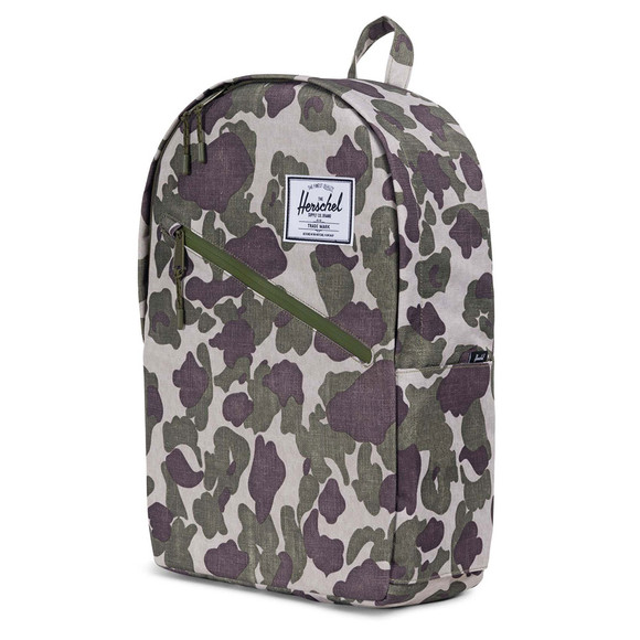 Herschel Mens Green Parker Backpack main image