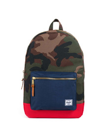 Herschel Mens Green Settlement Backpack