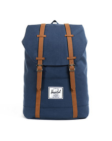 Herschel Mens Blue Retreat Backpack