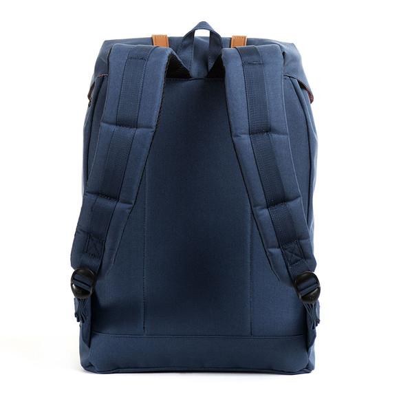 Herschel Mens Blue Retreat Backpack main image