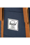 Herschel Mens Blue Retreat Backpack