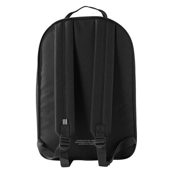 Adidas Originals Mens Black Trefoil Backpack main image