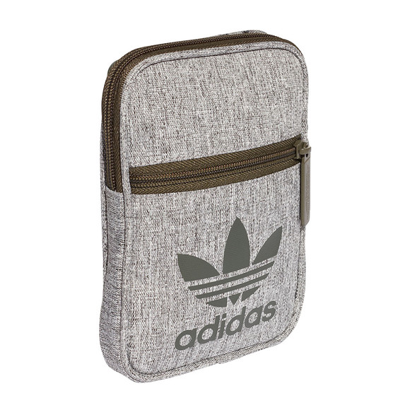 adidas Originals Mens Grey Festival Bag main image
