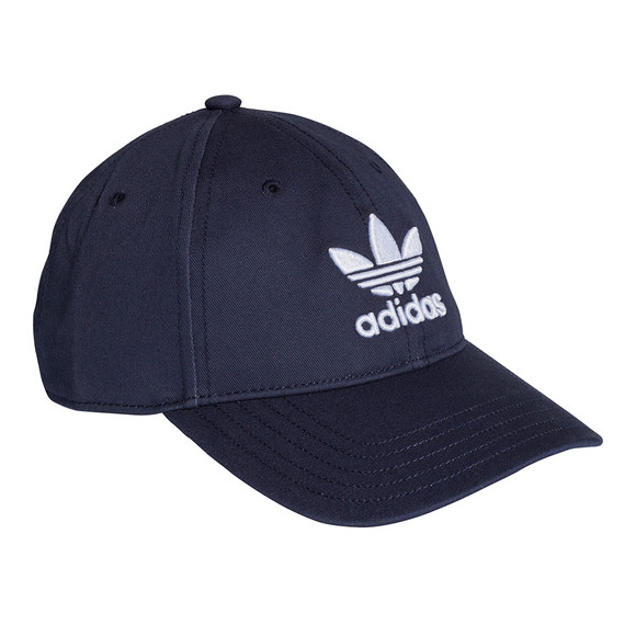 Adidas Originals Mens Blue Trefoil Cap main image