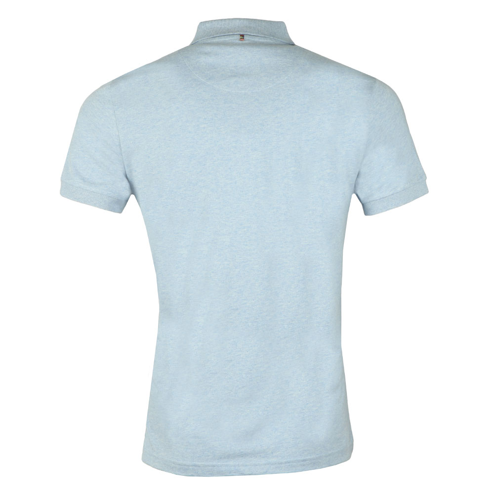 S/S Marl Polo Shirt main image