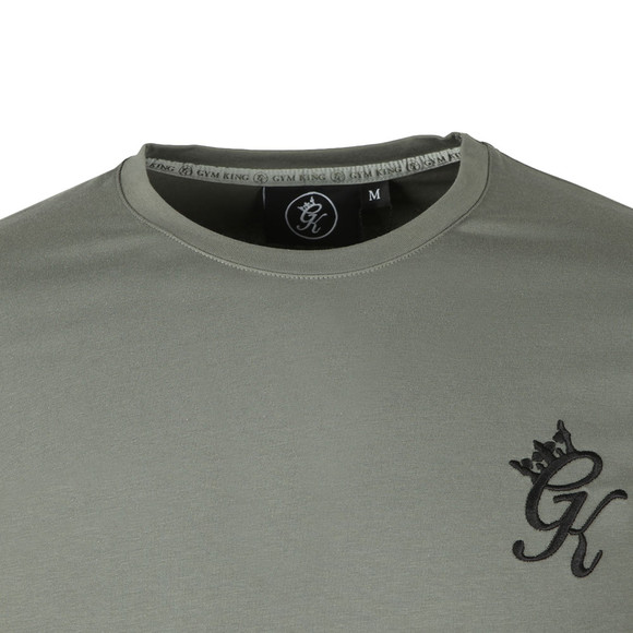 Gym King Mens Grey L/S Undergarment Tee main image