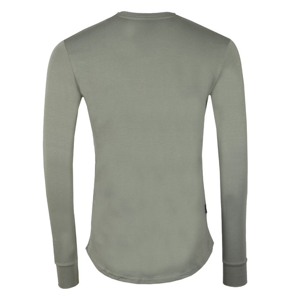 Gym King Mens Grey L/S Undergarment Tee main image
