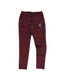 Gym king Mens Red Freeman Reflective Pant