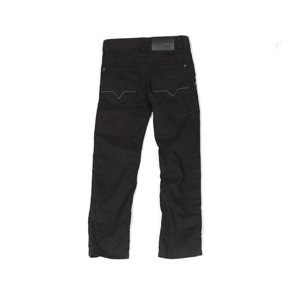 BOSS Bodywear Boys Black Boys J24528 Chino