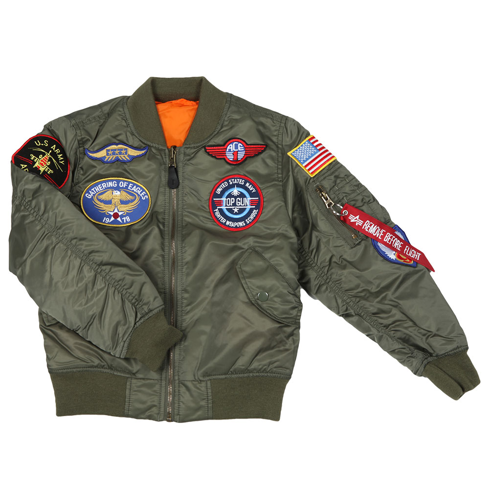 MA1 Patch Bomber main image