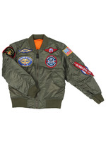 MA1 Patch Bomber