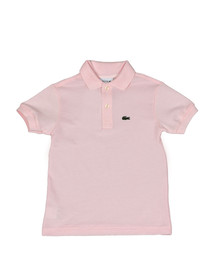 Lacoste Boys Pink PJ2909 Polo Shirt