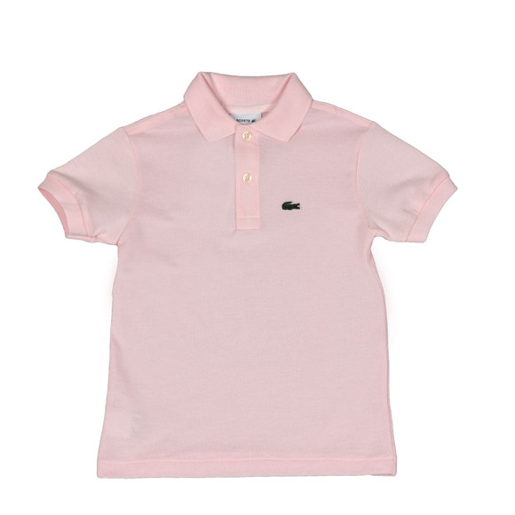 Lacoste Boys Pink PJ2909 Polo Shirt main image