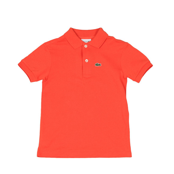Lacoste Boys Pasteque PJ2909 Polo Shirt main image