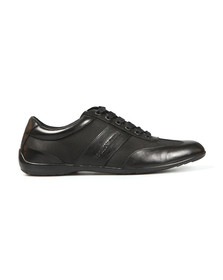 Emporio Armani Mens Black X4C475 Trainer