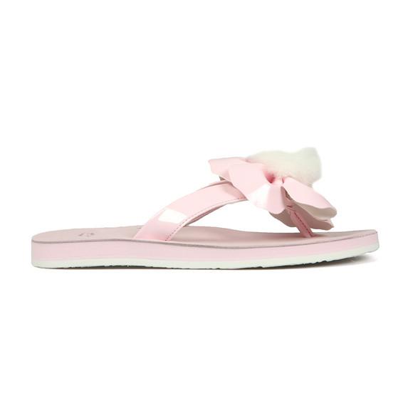 pink ugg flip flops