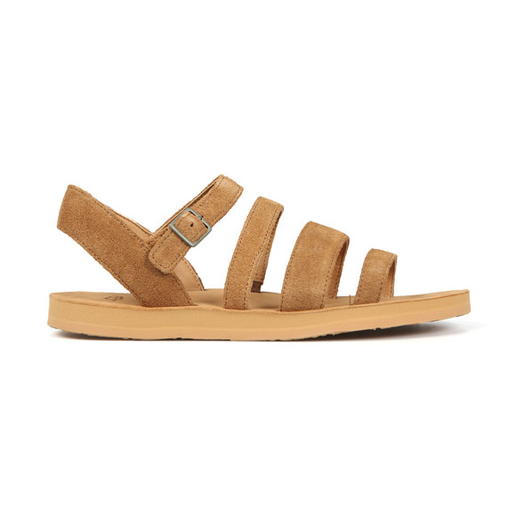 Ugg Womens Brown Alyse Sandal main image