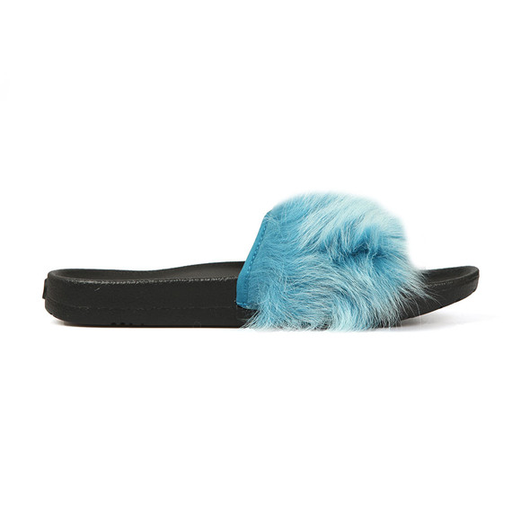 Ugg Womens Blue Royale Tipped Slide main image