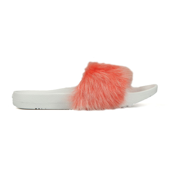 Ugg Womens Pink Royale Tipped Slide main image