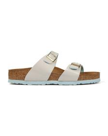 Birkenstock Womens Grey Sydney Sandal