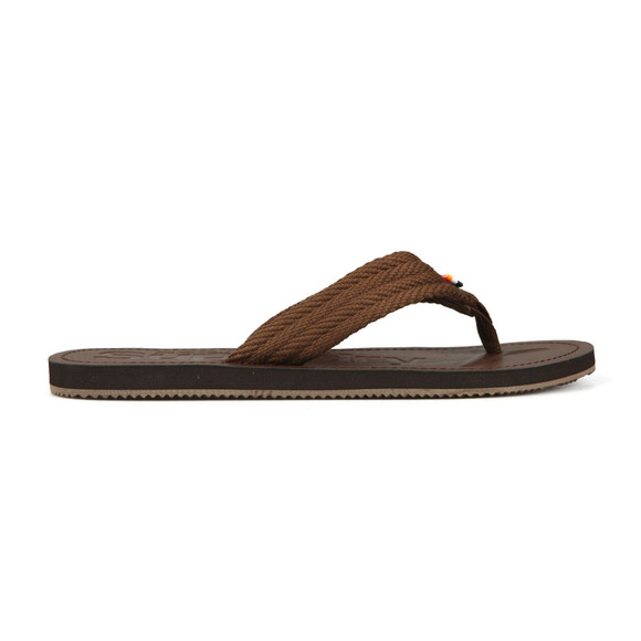 Superdry Mens Brown Cove Sandal main image