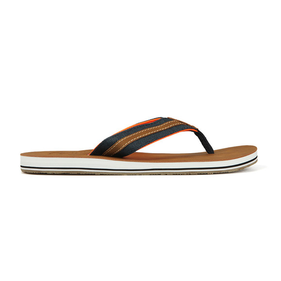 Superdry Mens Blue Roller Flip Flop main image