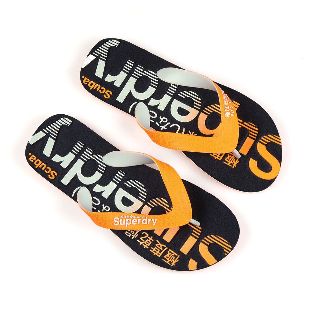 Scuba Faded Flip Flop main image