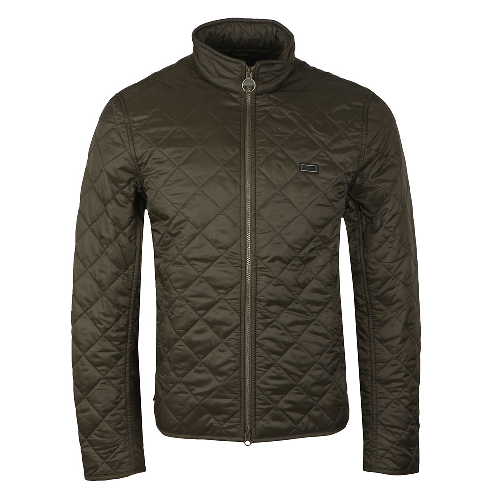 Gear Quilted Jacket main image