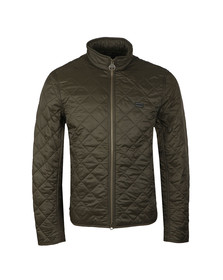 Barbour International Mens Green Gear Quilted Jacket