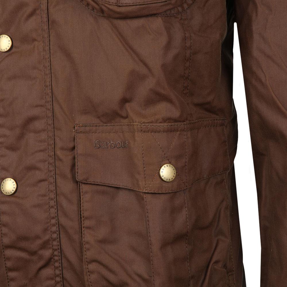New Utility Wax Jacket main image
