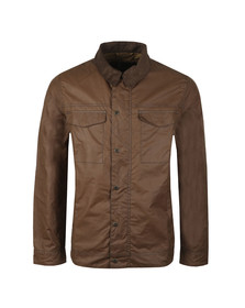Barbour Int. Steve McQueen Mens Brown Arizona Jacket