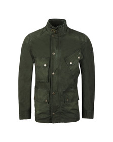 Barbour International Mens Green Tempo Jacket