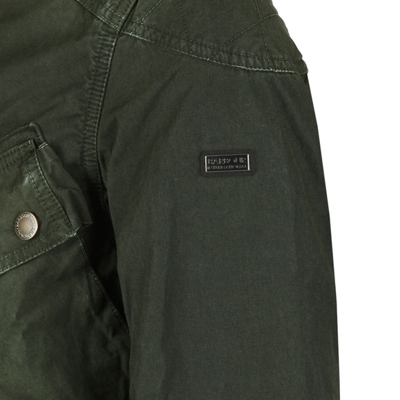 Barbour International Mens Green Tempo Jacket main image