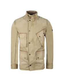Barbour International Mens Beige Tempo Jacket