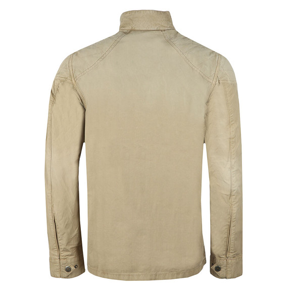 Barbour International Mens Beige Tempo Jacket main image