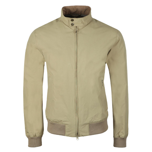 Barbour Lifestyle Mens Beige Royston Jacket main image