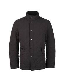 Barbour Lifestyle Mens Blue Shoverler  Quilt Jacket