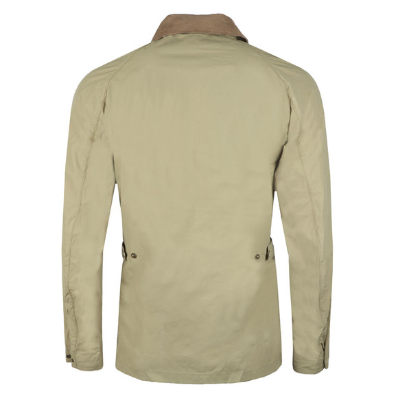 Barbour Lifestyle Mens Beige Squire Jacket main image