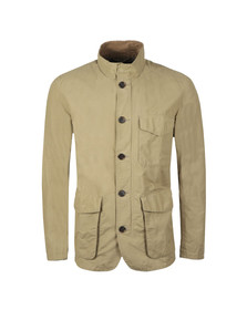 Barbour Lifestyle Mens Beige Stump Jacket