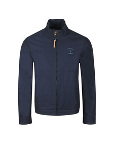 Hackett Mens Blue Classic Harrington
