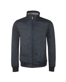 Henri Lloyd Mens Blue Darton Tech Bomber Jacket