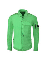 Nylon Chrome Overshirt