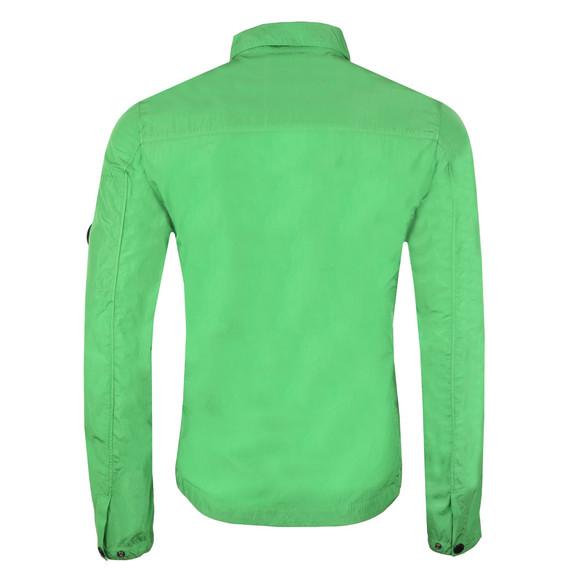 C.P. Company Mens Green Nylon Chrome Overshirt main image