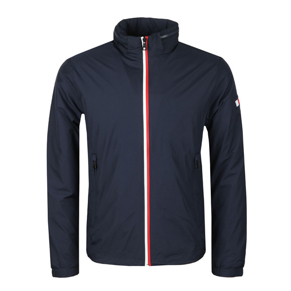 Tommy Hilfiger Mens Blue Red White Zip Jacket main image