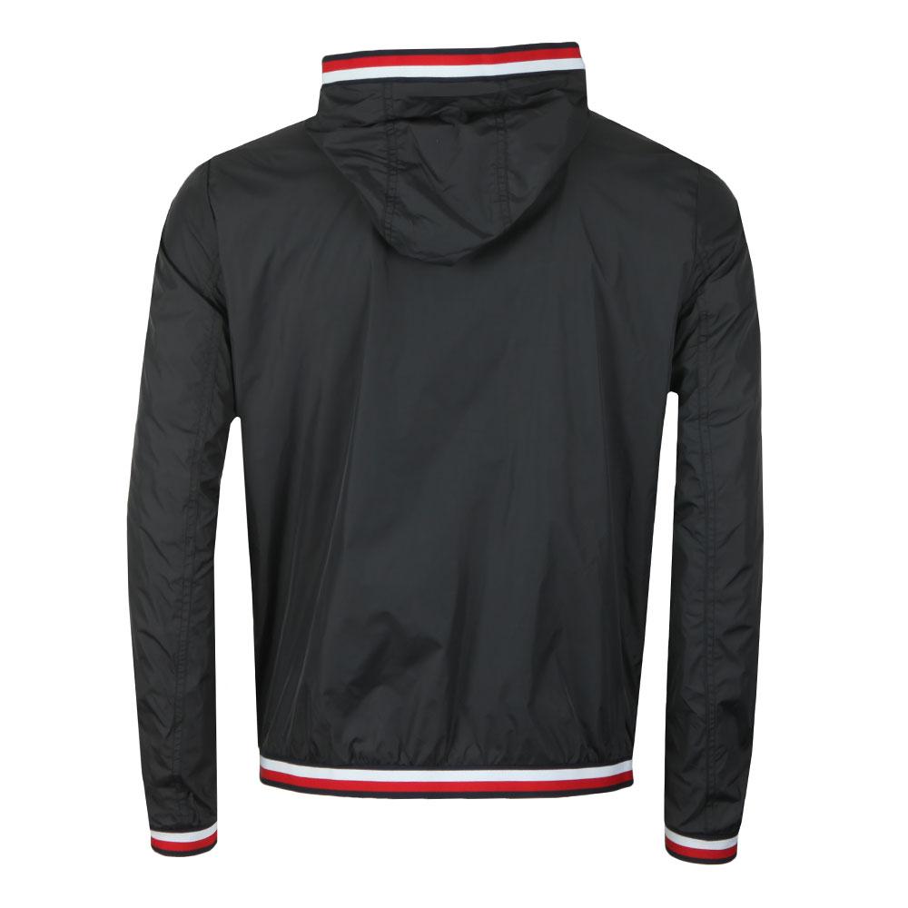 Hooded Nylon Tape Jacket main image