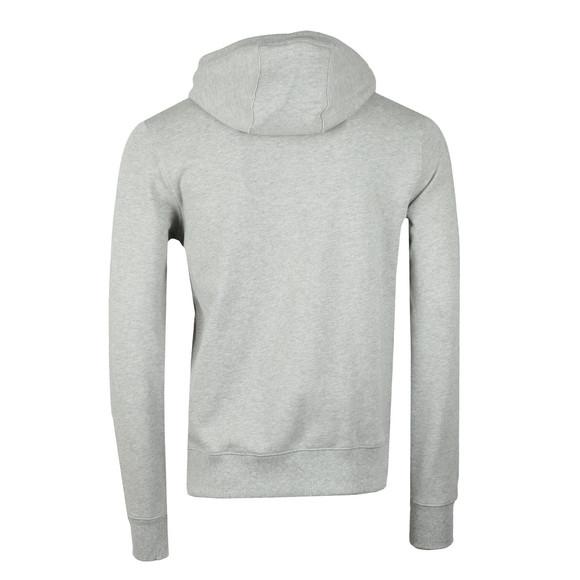 Tommy Hilfiger Mens Grey Chest Logo Hood main image