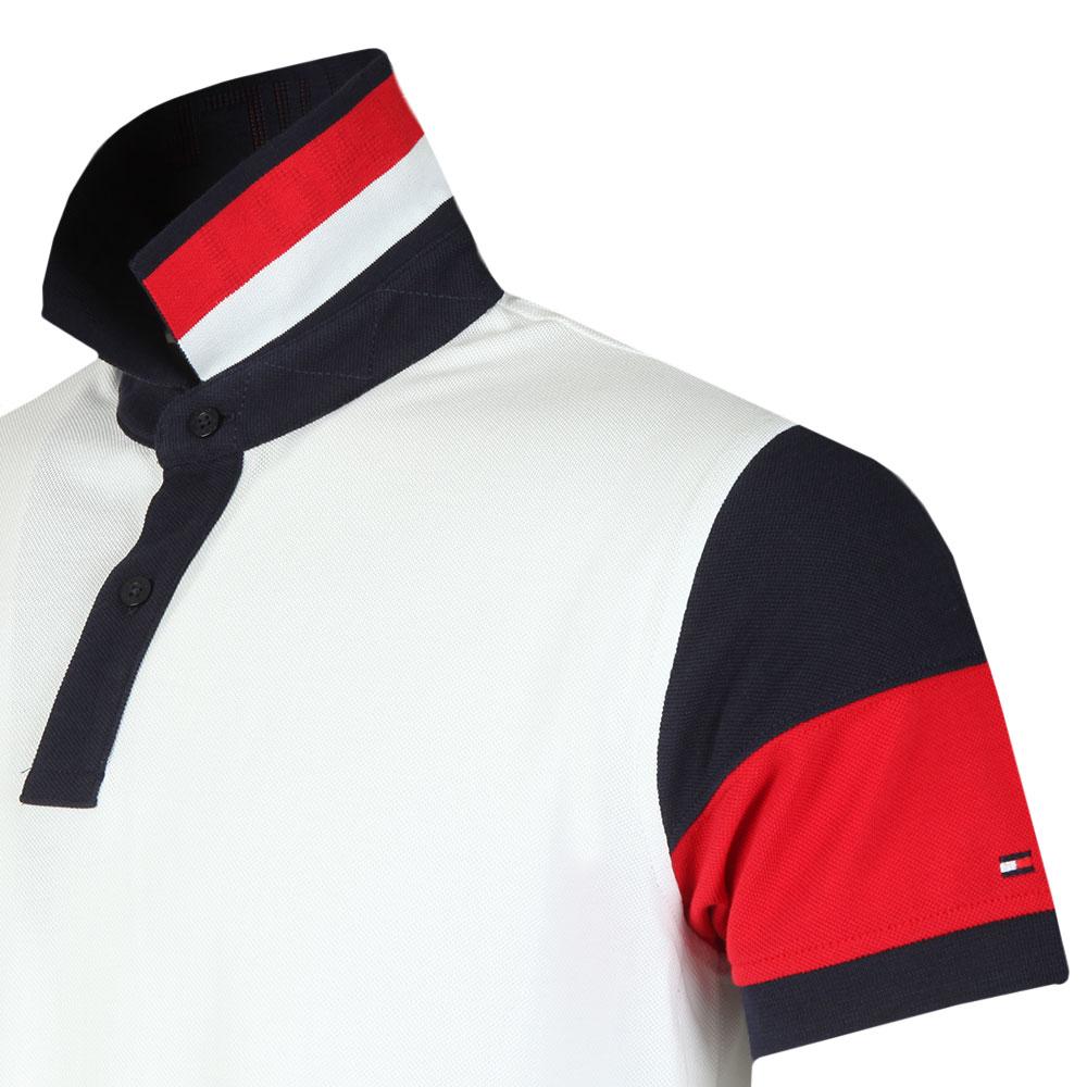 S/S ColourBlock Polo main image
